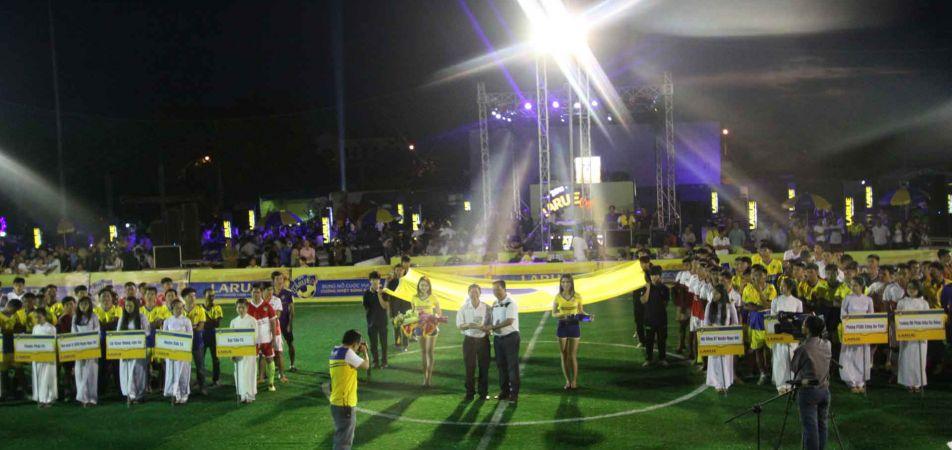 Larue Cup 2015 Foodball Festival(3)